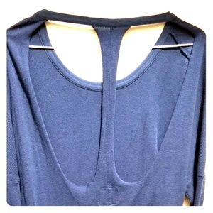 Tops - Super strappy like new yoga/workout comfy top